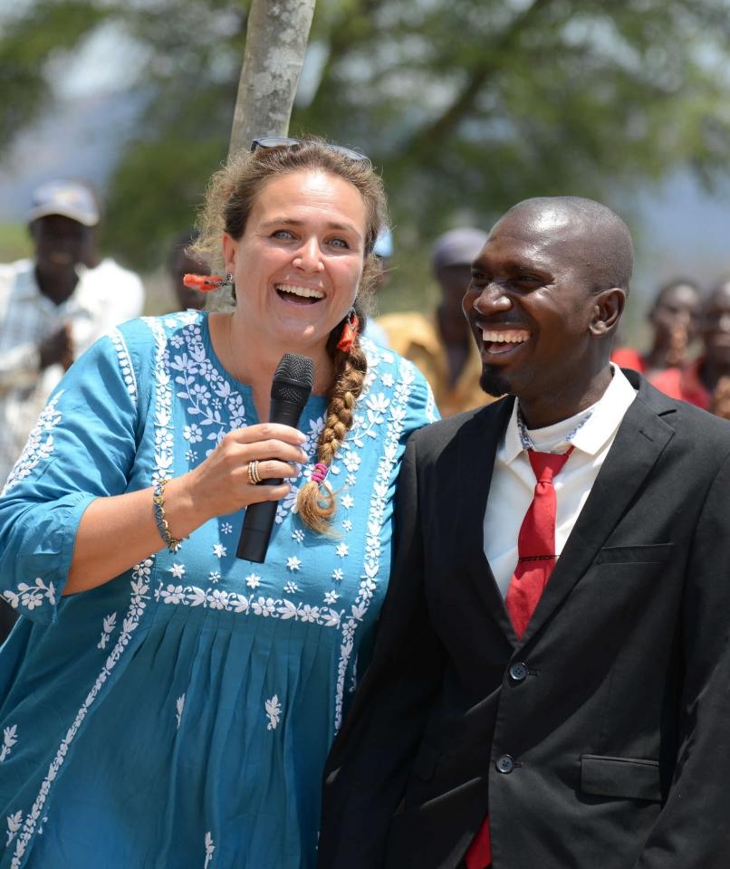 Ndege-Grundschule Malawi