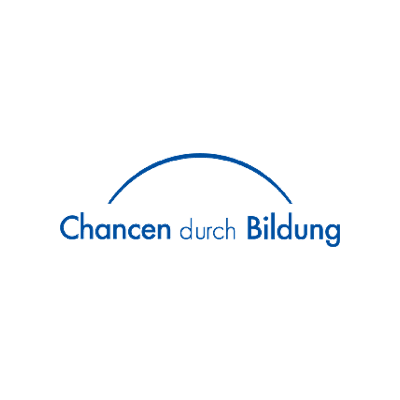"""<a href=""""http://www.chancendurchbildung.de/"""" target=""""_blank"""" rel=""""noopener"""">Chancen durch Bildung e.V.</a>"""