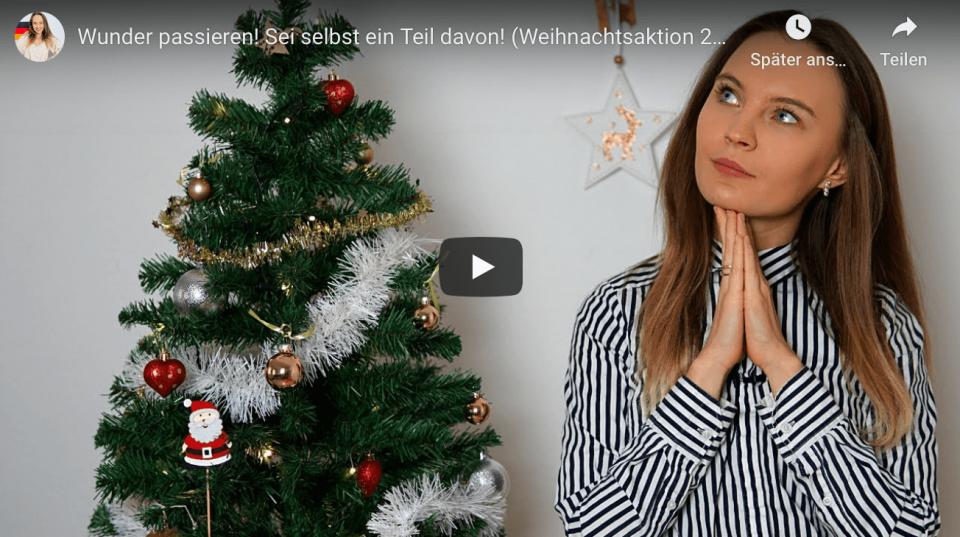 Spendenaktion deutschlera Videobild